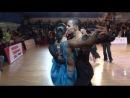 Спортивные бальные танцы - 1 (Так легко поменялись)